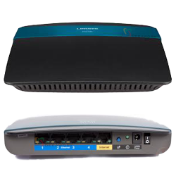 Router Linksys EA2700 N600...