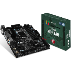 Motherboard MSI Z170M MORTAR
