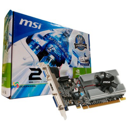Placa de video MSI GEFORCE 210